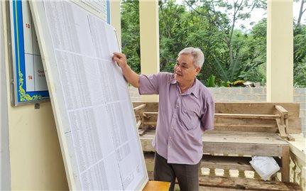 Thường Xuân (Thanh Hóa): Phát huy vai trò của Người có uy tín trong công tác bầu cử