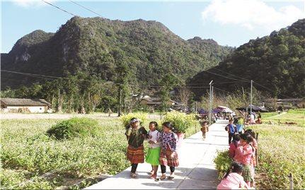 Kinh tế - xã hội vùng đồng bào DTTS và miền núi: Nhiều thành tựu nổi bật