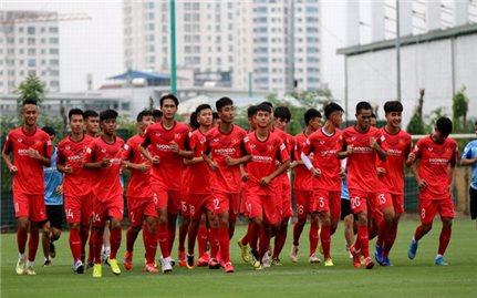 Bóng đá Việt Nam hôm nay: U22 Việt Nam hội quân. Hà Nội FC hoãn tiêm vaccine COVID-19