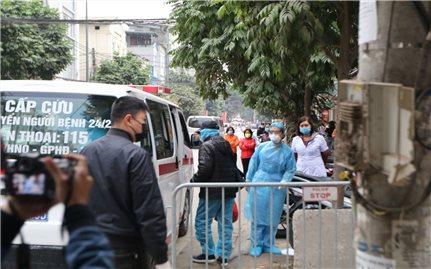 Chiều 12/5, Việt Nam có thêm 30 ca mắc mới COVID-19 trong 6 giờ qua