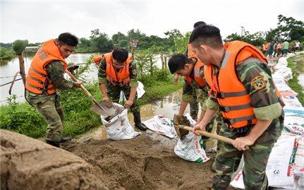 Chủ động trong phòng, chống thiên tai - Nét đẹp của dân tộc Việt Nam: Phát huy truyền thống ( Bài 1)