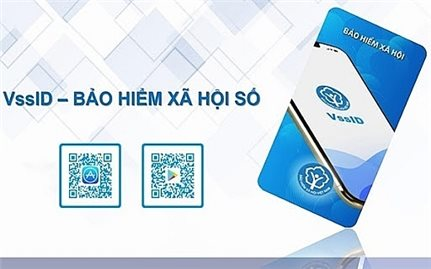 Bổ sung tính năng đăng ký trực tiếp tài khoản BHXH điện tử cho con trên VssID
