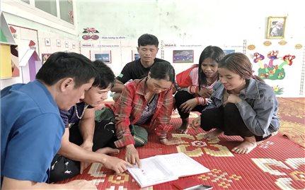 Quảng Trị: Di dời khẩn cấp 56 hộ dân đến nơi ở mới