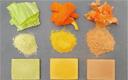 Các nhà khoa học biến rác thải thực phẩm thành vật liệu xây dựng