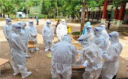 Chung sức, đồng lòng chống dịch - Hiệu quả nhìn từ Điện Biên