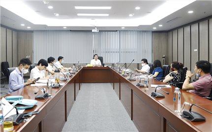 Ủy ban Dân tộc: Họp Hội đồng Tư vấn thẩm định đề cương Dự án điều tra cơ bản năm 2021-2022