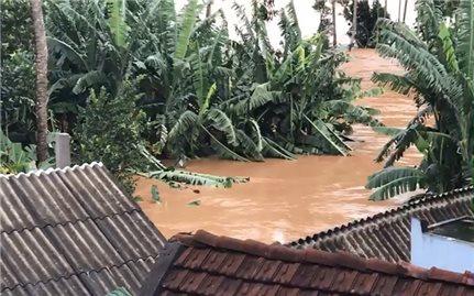 Chủ động ứng phó áp thấp nhiệt đới có thể mạnh lên thành bão và mưa lũ