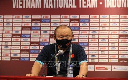 Vòng loại World Cup 2022: HLV Park Hang Seo khẳng định