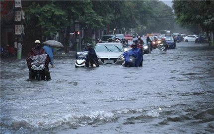 Tin bão khẩn cấp: Bão số 2 Koguma giật cấp 10 trên Vịnh Bắc Bộ, đổ bộ từ Hải Phòng - Nghệ An
