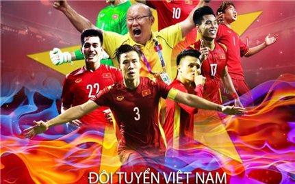 Giành vé vào vòng loại thứ 3 World Cup 2022, đội tuyển Việt Nam tiếp tục được thưởng lớn