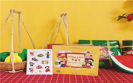 Phụ huynh Việt tại Mỹ phát hành sách song ngữ quảng bá văn hóa truyền thống