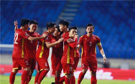 Vòng loại thứ 3 World Cup 2022 khởi tranh ngày 2/9