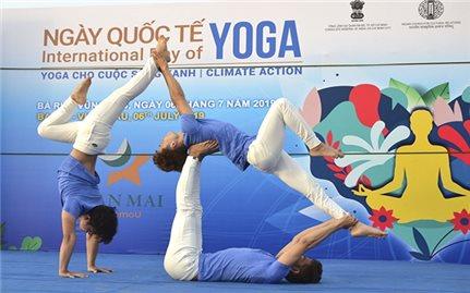 Ngày Quốc tế Yoga 2021: Lan tỏa những giá trị tốt đẹp