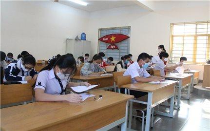 Phú Yên, Kon Tum: Thí sinh bước vào Kỳ thi tuyển sinh lớp 10