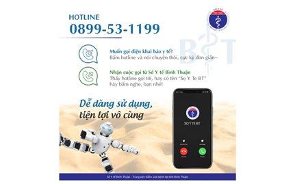 Sử dụng Robot call để phòng, chống dịch Covid-19
