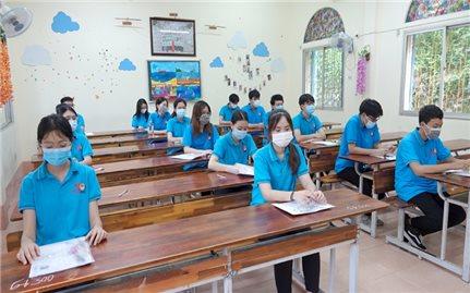 Công bố điểm chuẩn trúng tuyển vào Đại học Sư phạm TP. Hồ Chí Minh