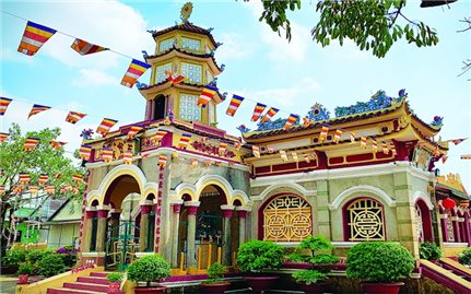 Kiên Giang: Kêu gọi Phật tử thực hiện nghiêm quy định về phòng, chống đại dịch Covid-19