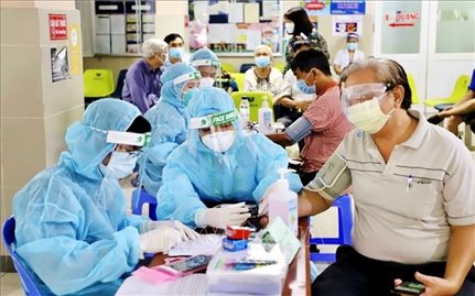 Sáng 28/7, Việt Nam có 2.861 ca mắc mới COVID-19, thêm 258.077 liều vaccine được tiêm