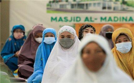 Đông Nam Á có thêm gần 100.000 ca nhiễm COVID-19 mỗi ngày