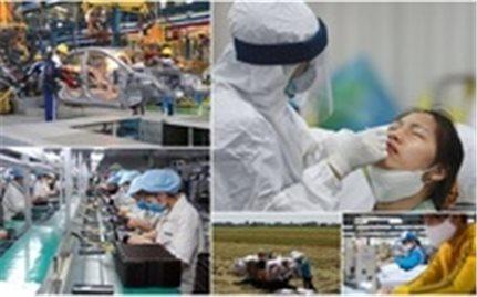 Bức tranh kinh tế Việt Nam 7 tháng đầu năm 2021