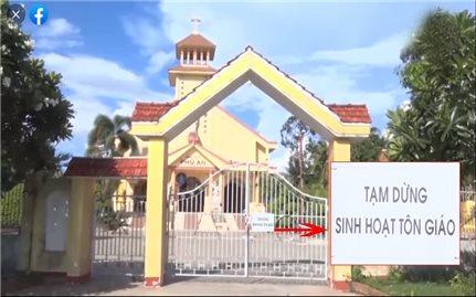 Các tổ chức tôn giáo tiếp tục thực hiện nghiêm các biện pháp phòng, chống dịch
