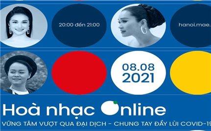 Đại sứ Rumani tổ chức hòa nhạc online cổ vũ Việt Nam chống dịch