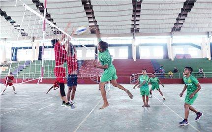 An Giang phát triển phong trào thể dục - thể thao ở vùng đồng bào dân tộc thiểu số