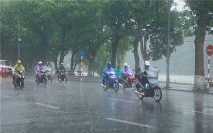 Dự báo thời tiết ngày 10/8: Trung Bộ tiếp tục nắng nóng, Bắc Bộ có mưa rào và dông