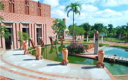Công viên đất nung Thanh Hà - Nơi tôn vinh làng nghề gần 500 tuổi