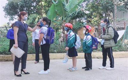Sơn La cấp tốc cho học sinh nghỉ học từ ngày 18/8