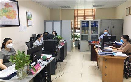 Ban Dân tộc tỉnh Bắc Giang: Cải cách hành chính để nâng cao hiệu quả công tác