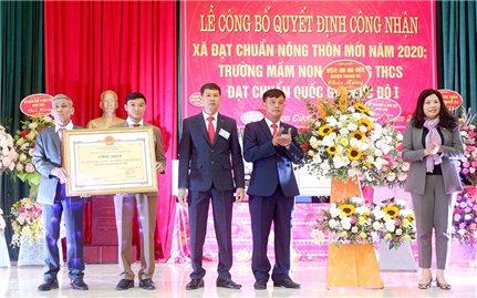 Phú Thọ: Đồng bào công giáo Sơn Cương đoàn kết xây dựng nông thôn mới