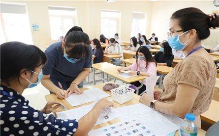 Sẽ công bố kết quả trúng tuyển đại học đợt 1 vào ngày 16/9
