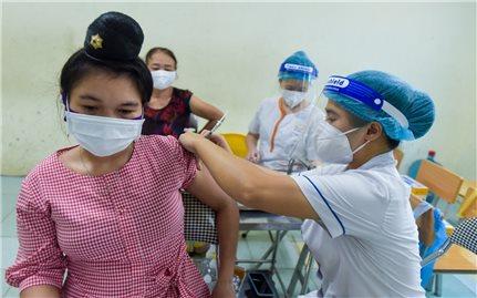 Hà Nội: Đẩy nhanh tiến độ tiêm chủng toàn dân