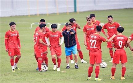 HLV Park Hang-seo triệu tập 32 cầu thủ cho trận gặp đội tuyển Trung Quốc và Oman