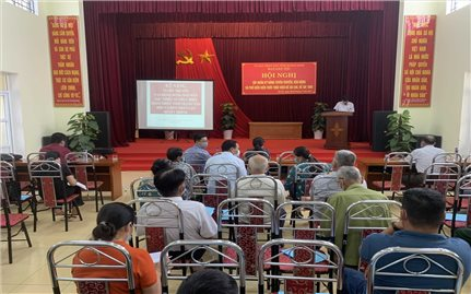 Quảng Ninh: Tập huấn phòng ngừa tảo hôn và hôn nhân cận huyết thống