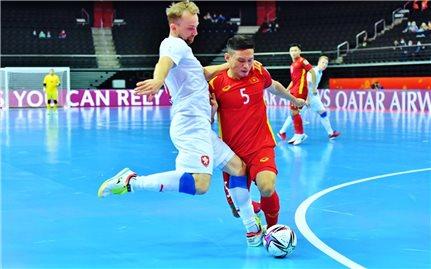 Đội tuyển futsal Việt Nam được khen thưởng 1 tỷ đồng