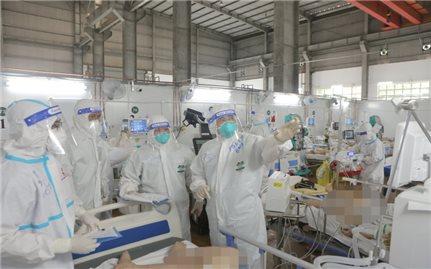 Ngày 27/9: Việt Nam có 9.362 ca mắc mới COVID-19 và 10.528 ca khỏi bệnh