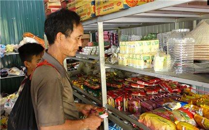 Hàng Việt lên vùng cao