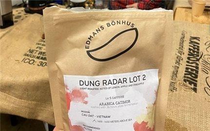 Quảng bá cà phê Việt Nam tại thị trường Thụy Điển