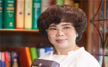 """Doanh nhân Thái Hương - Nhà sáng lập Tập đoàn TH: Nỗ lực lấp đầy những """"lỗ hổng"""" trong quản lý chất lượng sữa"""