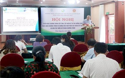 Thái Nguyên: Tập huấn hướng dẫn thực hiện các vấn đề về giới và dân tộc thiểu số