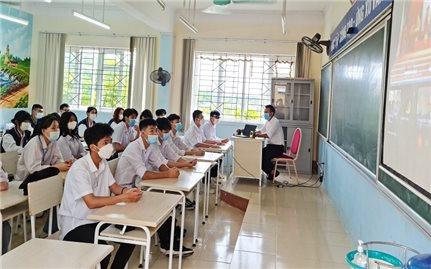 Cả nước có 23 địa phương tổ chức dạy học trực tiếp cho 100% học sinh
