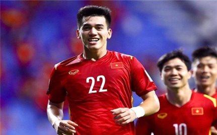 """Tiền đạo Tiến Linh được vinh danh """"Ngôi sao tương lai"""" của AFC"""