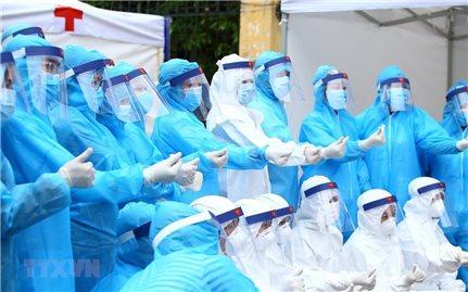 Sáng 16/10: Cả nước có 788.923 bệnh nhân COVID-19 đã khỏi bệnh