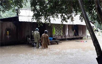 Mưa lũ ở Quảng Bình làm hai người mất tích, hơn 1.300 ngôi nhà bị ngập
