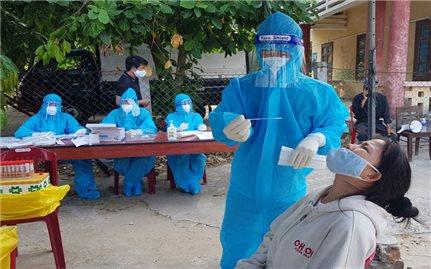 Hà Nội phân vùng nguy cơ dịch COVID-19 tại 30 quận, huyện, thị xã