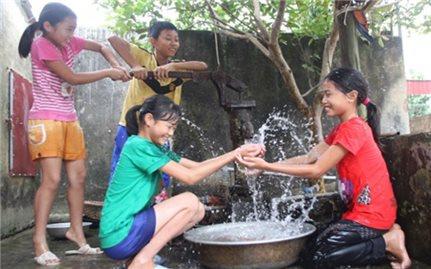 Thừa Thiên Huế: 5.860 hộ nghèo, cận nghèo, DTTS được miễn 100% giá nước sạch sinh 2 tháng