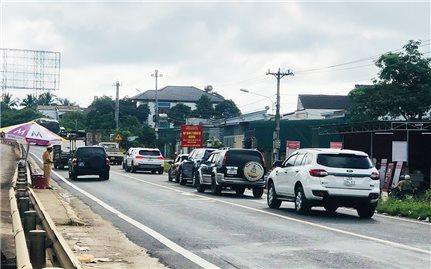Đắk Lắk: Dừng cấp giấy xác nhận ra vào tỉnh