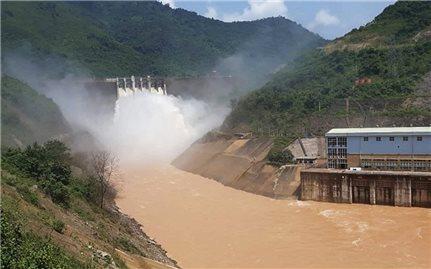 Nghệ An: Kết quả bước đầu thay đổi quy trình xả lũ thủy điện